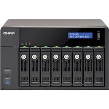 QNAP TVS-871-i7-16G 8-Bay Diskless NAS